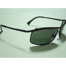 Óculos Ray Ban Demolidor Rb3339 Rb8012 Polarizado