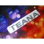 Nissan Teana, Logo Emblema Cromado