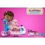 Painel Decorativo Festa Infantil Doutora Brinquedos (mod3)