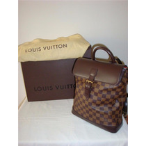 Bolsa Louis Vuitton Damier Backpack