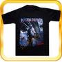 Remeras De Megadeth Estampado En Serigrafia