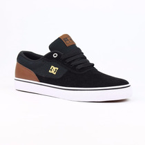 Zapatillas Dc Switch Black/brown/white