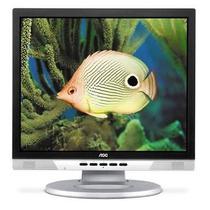 Monitor 4x3 Lcd 17 Multimídia Aoc 712sa Na Caixa!