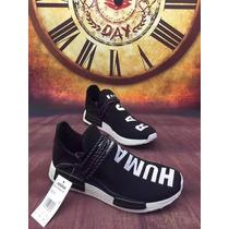Zapatos Adidas Human Race Caballeros Originales