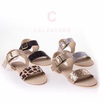 Sandalias Chatitas Mujer Zapatos Bajos+ Liquidación