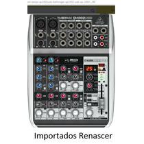 Mesa De Som Xenyx Qx1002usb Behringer Qx1002 Usb / Qx 1002