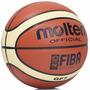 Balon Basketball Molten Gf7 Olimpico Cuero 100% Profesional