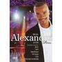 Alexandre Pires Em Casa Ao Vivo - Dvd - Frete Grátis *