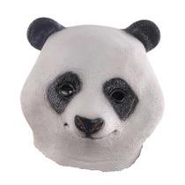 Máscara Kung Fu Panda Disfraz Halloween Fiesta Juego Latex