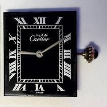 Cartier Must Tank Manual Wind Original Ladies. Rolex. Omega.