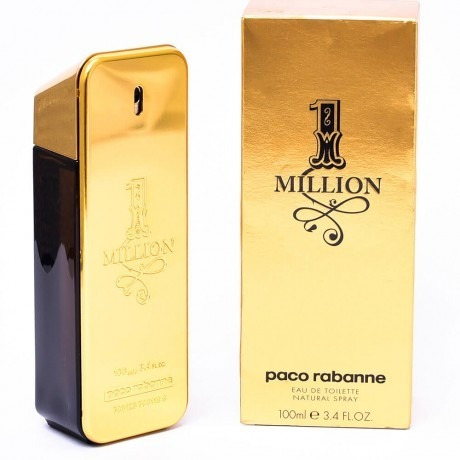 e5b8a5e21 Perfume 1 One Million 100ml Paco Rabanne Original Importado - R  269 ...