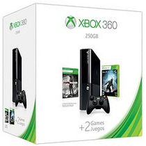 Consola Xbox 360 E 4gb Holiday 2013 2jgos