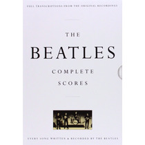 Libro: The Beatles - Complete Scores - Pdf