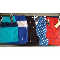 Shorts De Baño Polo Ralph Lauren / Abercrombie