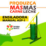 Equipo Manual Para Ensilar Manual Asp Silo Bolsa