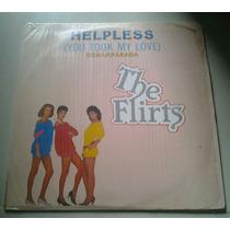 Lp - The Flirts - Helples - Naciional - High Energy