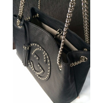 Bolsa Gucci Soho Studes - Original!