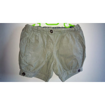 Combo Short Marca Epk Y Pantalon Capri De Niña Marca Polito
