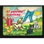 * Antiguo Libro El Perrito Travieso Troquelado Ed Sigmar