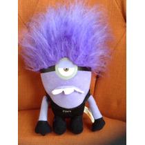 Peluche Minion Despicable Me Purple Minion Morado