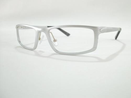 Armação Para Óculos De Grau Masculina Esportiva Em Alumínio - R  69,96 em  Mercado Livre a788ec715f