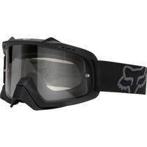 Goggles Fox Airspc Negro Mate 2017 Motocross Downhill Mtb