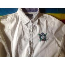Camisa Balu Elegante Zara, Hollister , Abercrombie, Tommy