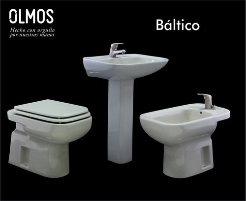 Oferta de mes ba o baltico c inodoro corto nuevo olmos for Ofertas de inodoros