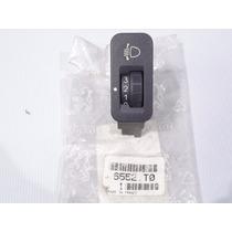 Botao Controle Regulagem Altuta Farol Peugeot 306 - Original
