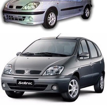 Spoiler Dianteiro Esportivo Renault Scenic 2001 A 2010