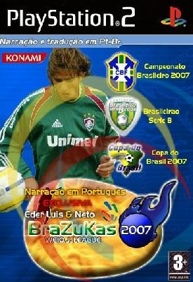 brazukas 2007 ps2