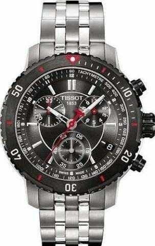 19f2c9ecddf Relógio Tissot Prs 200 T067.417.11.051.00 Original - R  1.486