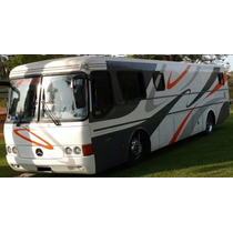 Motorhome Ônibus Motor Home