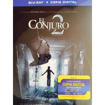 El Conjuro 2 The Conjuring 2 En Bluray