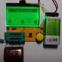 Medidor Esr Transistor Capacitor Indutor Resistor Diodo