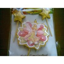 Vela Decorativa Tinkerbell Campanita