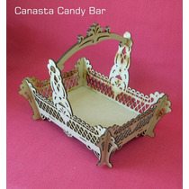 Canasta Candy Bar - Fibrofacil - Golosinas