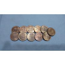 Moneda Cultura Olmeca De 20 Centavos