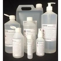 Removedor Acetona Para Uñas Esculpidas Acrilicas /gel X 60