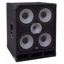 Caja Pasiva De Bajo X-pression Bass 104 500w