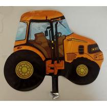 Globos Metalizados Tractor Amarillo 14 - Combo Cumple