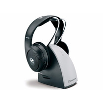 Auriculares Inalambricos Sennheiser Rs120 Wifi Stereo 100mt
