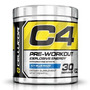 Suplementos De Entrenamiento Cellucor C4 Pre W2