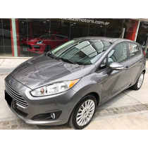 Ford Fiesta Kinetic Plus Se At Igual A Nuevo Alza Premium