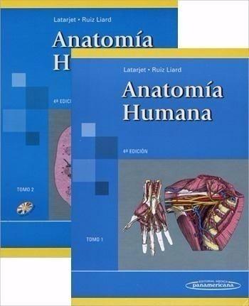 Anatomia Latarjet 2 Tomos Mejor Calidad Ebook - $ 67,90 en Mercado Libre