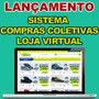 Script Compras Coletivas, Loja Virtual E Cupom De Desconto