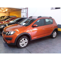 Sandero Stepway 100% Financiado Tasa 0% Exclusivo Enero Fb