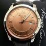 Reloj Kenneth Cole New York Classic Marron Correa Cuero