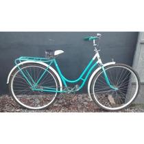 Bicicleta Sueca Antiga Anos 50 Reformada Linda