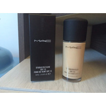 Base Mac Studio Fix Fluid Spf 15 Fond De Teint